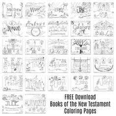 books of the bible test pdf