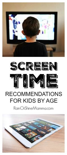 american academy of pediatrics guidelines screen time pdf